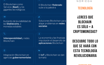 10 Tendencias y Aplicaciones de la Cadena de Datos o Blockchain en 2020