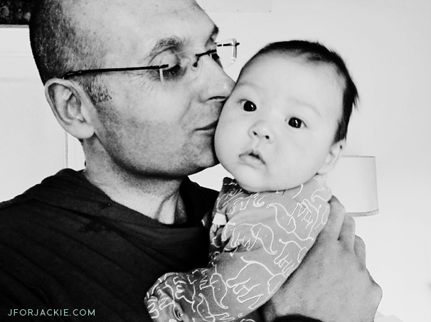 13 July 2013 - happy birthday daddy