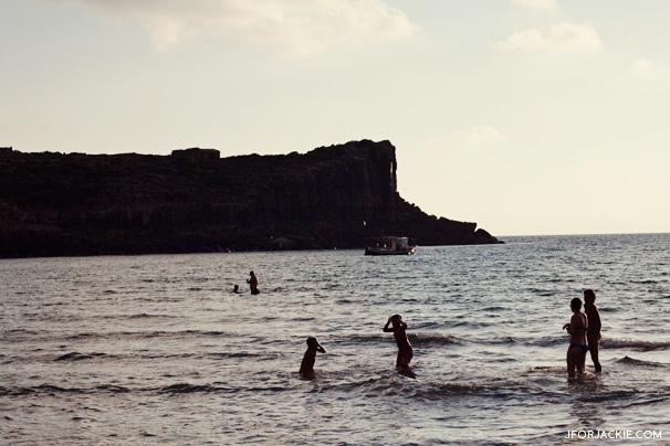 Carloforte, Island of San Pietro - Italy