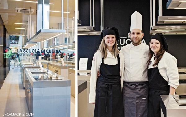 San Lorenzo Mercato Centrale Firenze - Cooking School