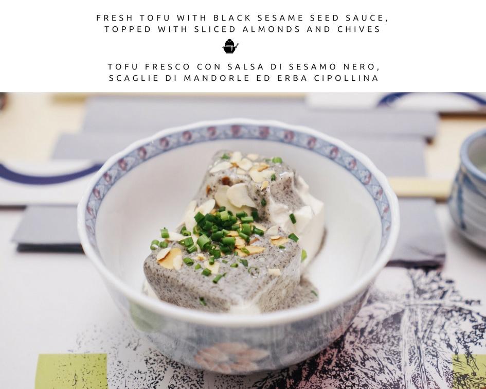 Koto Lab Ramen in Italy - Fresh Tofu