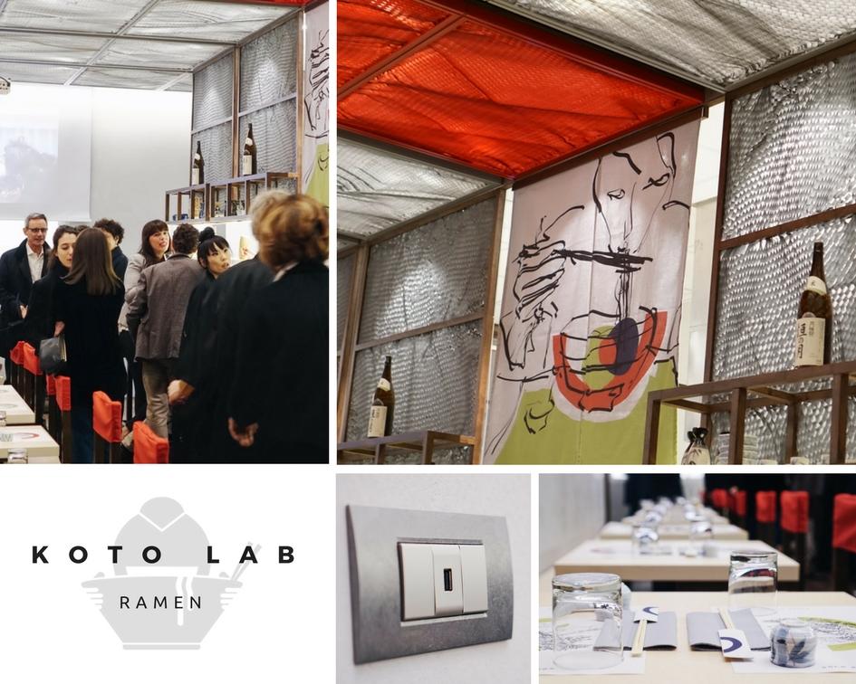 Koto Lab Ramen in Italy