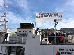 AlAwda (The Return), Freedom Flotilla 2018