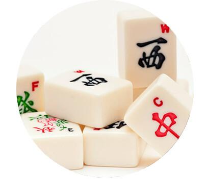 Maj-jongg tiles image