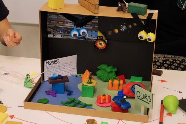 12-diorama