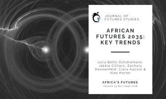 Homepage * Journal of Futures Studies