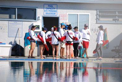 Lifeguard Staff