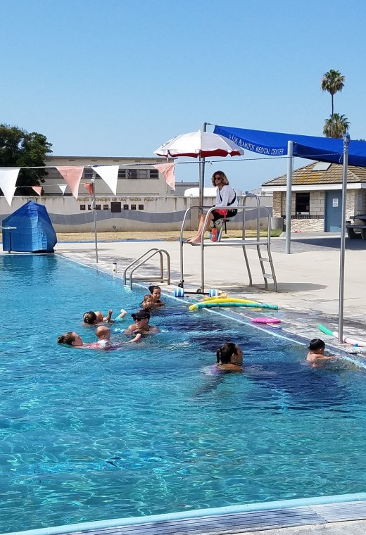 Parent & Child Class - Summer Swim Lessons