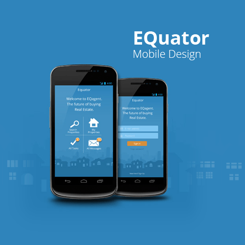 Equator Real Estate Mobile App