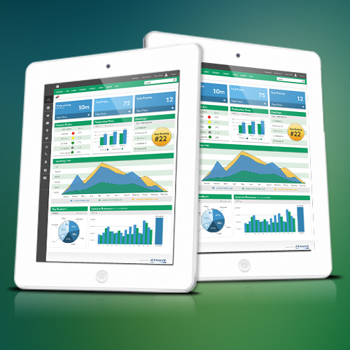Data Visualization for Enterprise Applications
