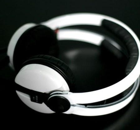 Gloss White Sennheiser HD 25-0