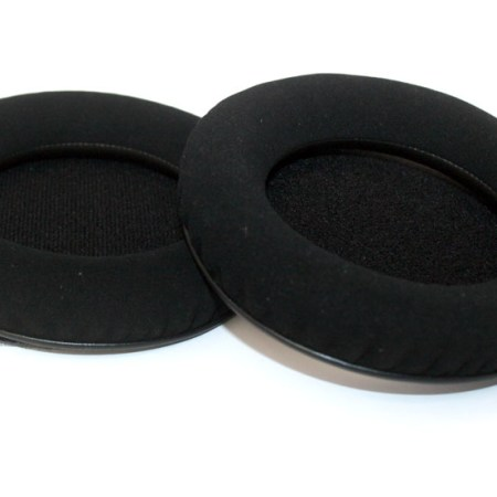 Official Beyerdynamic Replacement Ear Pads for T70 T 70 / T70p T 70p Black Nubuck Synthetic Leather – EDT 70 NL – 909815 (foam inserts included)