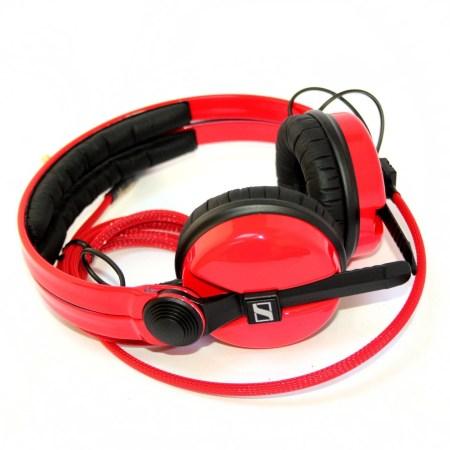 Custom coloured Sennheiser HD25 headphones