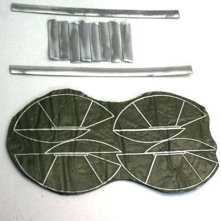Custom Cans Mass Loading & Damping Kit for HD25's