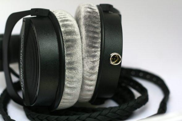 Detachable cable Beyerdynamic DT990