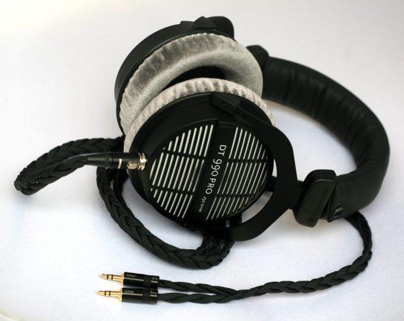 Modified Beyerdynamic DT990