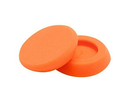 Orange Pads for Koss PortaPro by YAXI – Replacement earpad set of 2