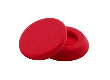 Red Pads for Koss PortaPro by YAXI – Replacement earpad set of 2