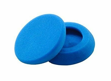 Blue Pads for Koss PortaPro by YAXI – Replacement earpad set of 2