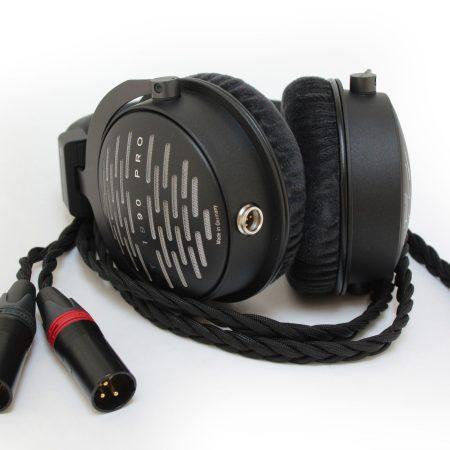 Audiophile modified headphones
