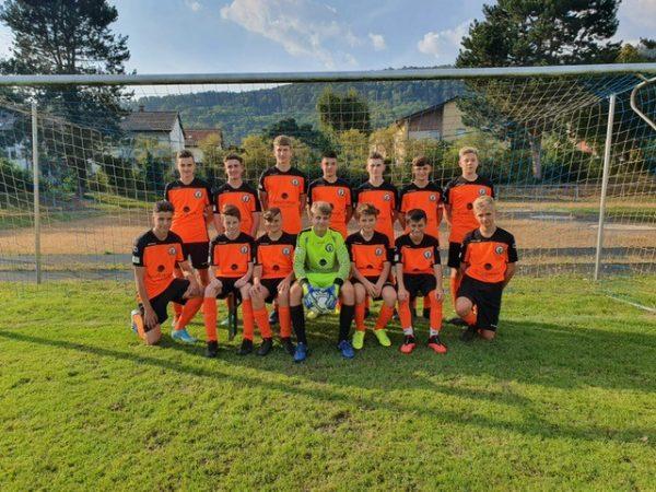 C1 Junioren starten erfolgreich in die Saison 2020/2021