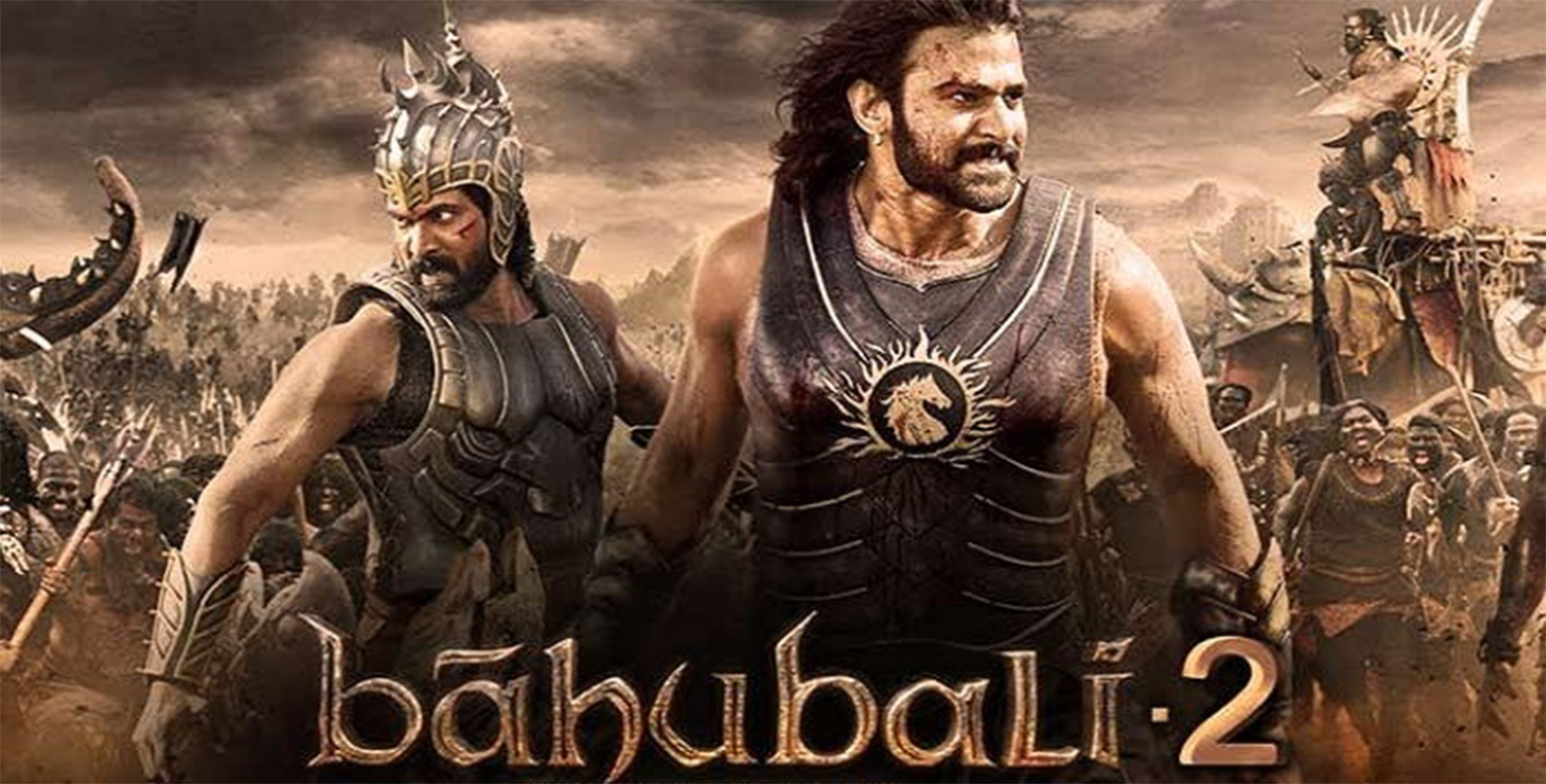Image result for bahubali 2 first look