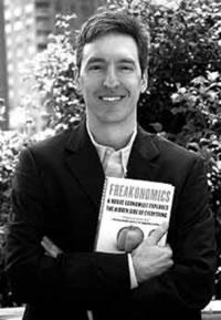 Steve Levitt - Autor de Freakonomics