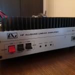アルインコ EL-250(150wリニアアンプ)の修理
