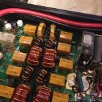 HL-200BDXのALCを調整中