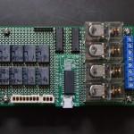 ローテーター/電源制御インターフェースの開発