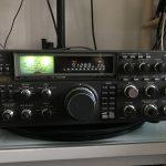 TS-930 ご出場 / FRG-100修理完了 【2017/02/24】
