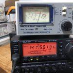 FT-900 ご出場 / IC-775DXⅡ 診断中【2019/05/24】