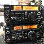 NRD-95 ご入場 / IC-1275×2台 ご出場 / FT-900 ご入場 【2021/03/19】