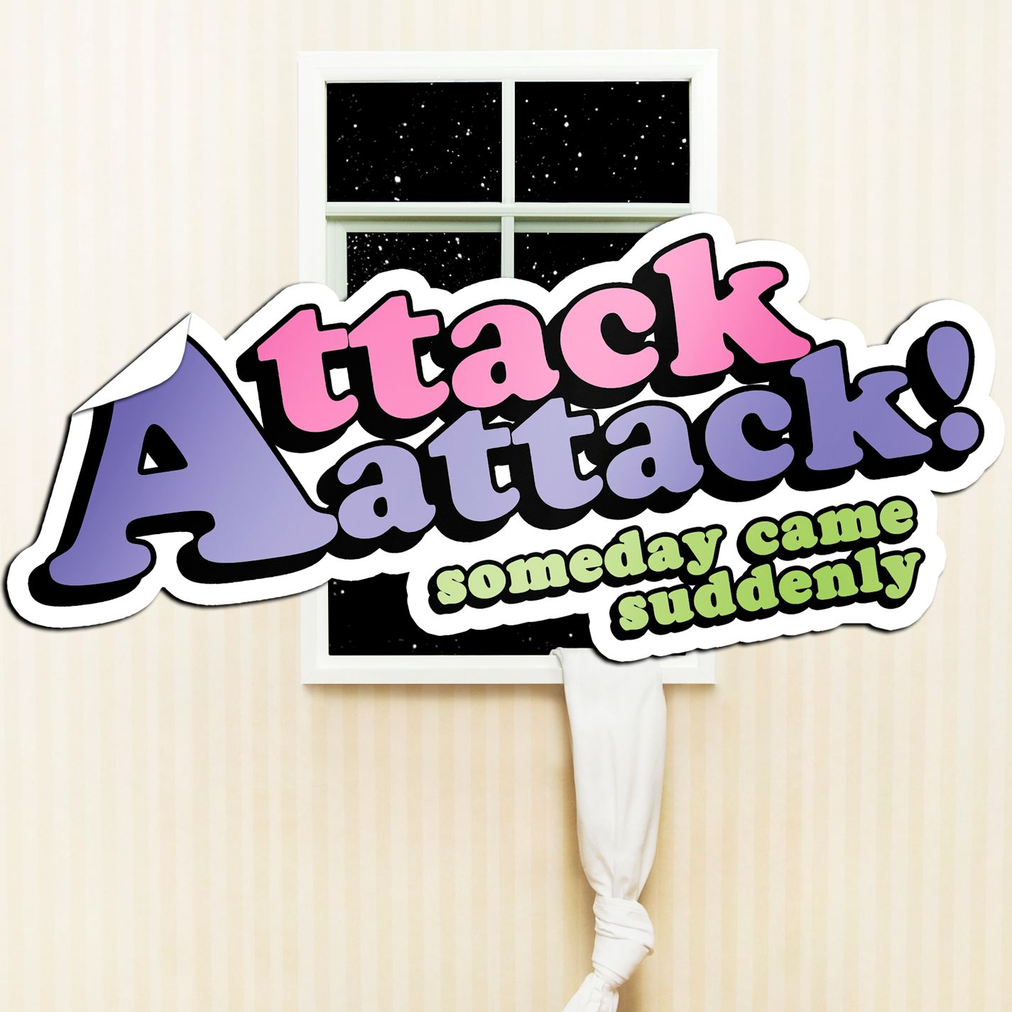 Attack Attack! (us)  Someday Came Suddenly  Positive