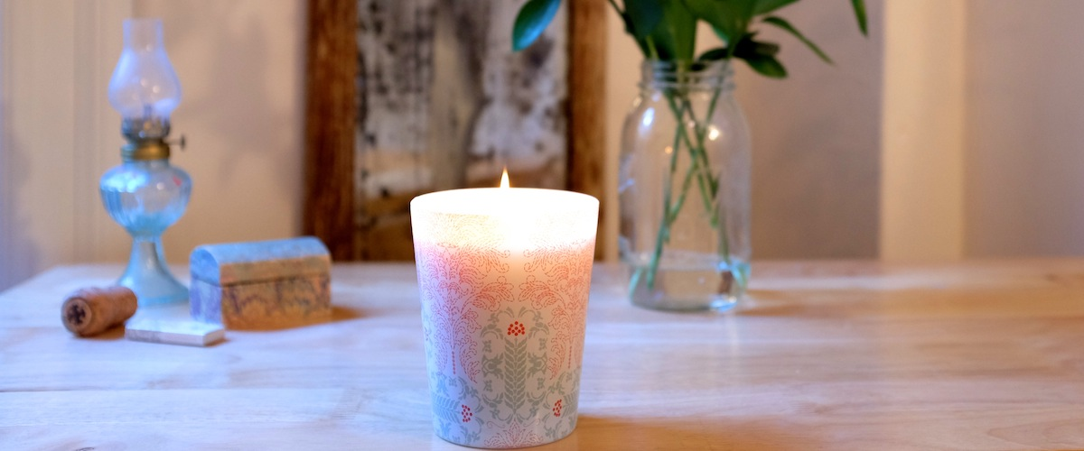 Bohème Candle Collection by Love Nature NYC, JG & CO.