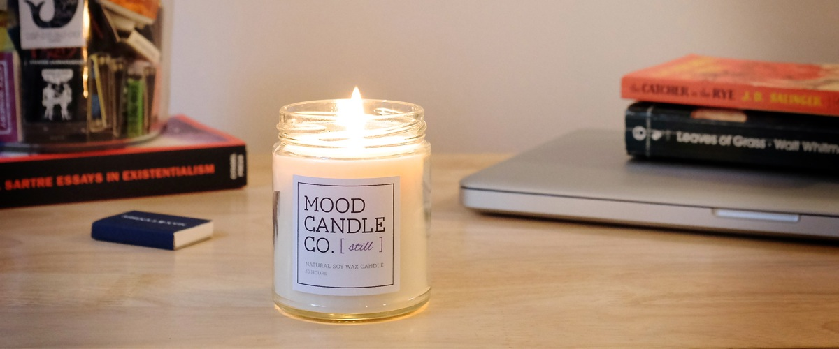 Mood Candle Co. Still Candle