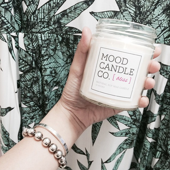 Mood Candle Co. Brand Square