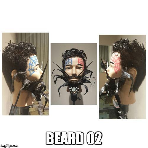 Beard 02