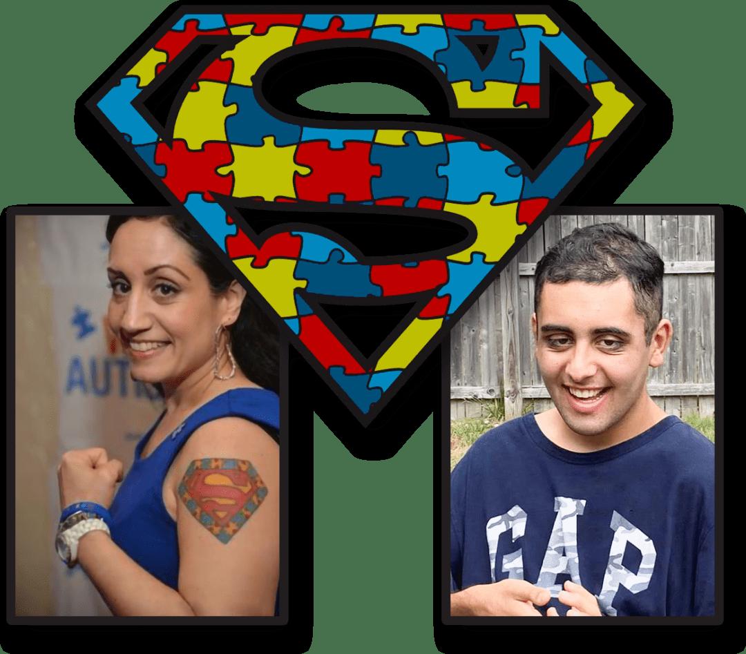 Johanna Aiden Superman 2021