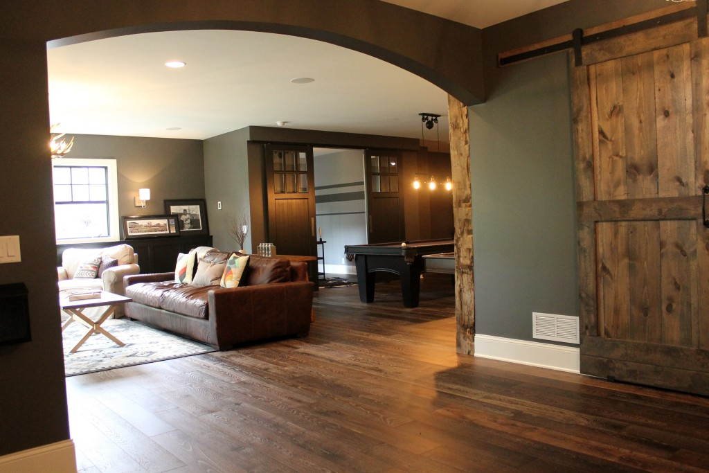 Custom Basement Finishing  Rec Room Remodeling Experts