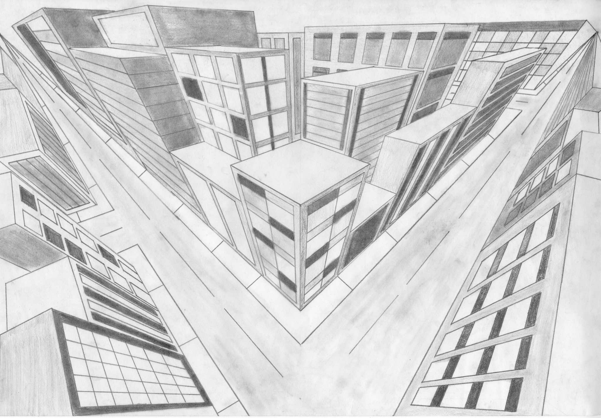 Jghs Three Point Perspective