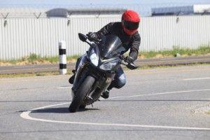 solicitar una indemnización por accidente de moto