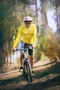 Reclamar un accidente en bicicleta