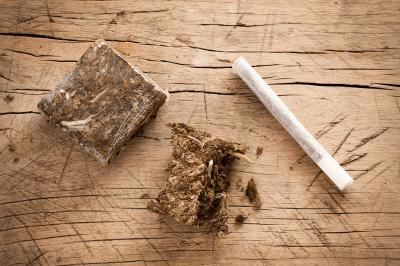 Alteraciones que producen las drogas: no circule así