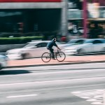 Un ciclista atropellado tiene derechos
