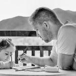 LAS FOTOS EN REDES SOCIALES DE LOS HIJOS DE DIVORCIADOS