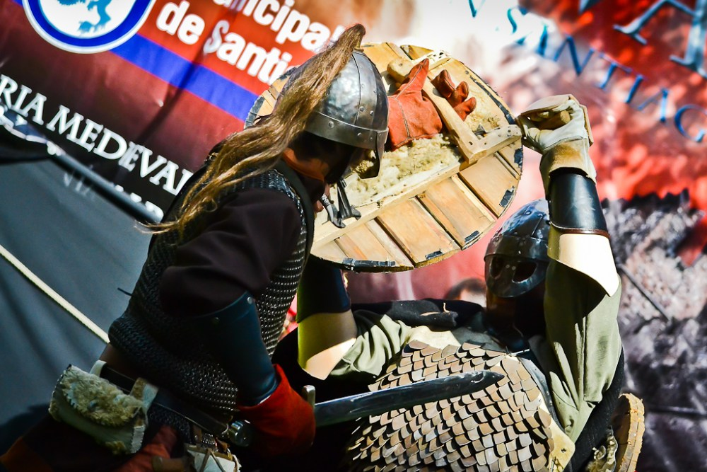 [Fotografía] IV Encuentro Medieval - Santiago 2012 (1/6)