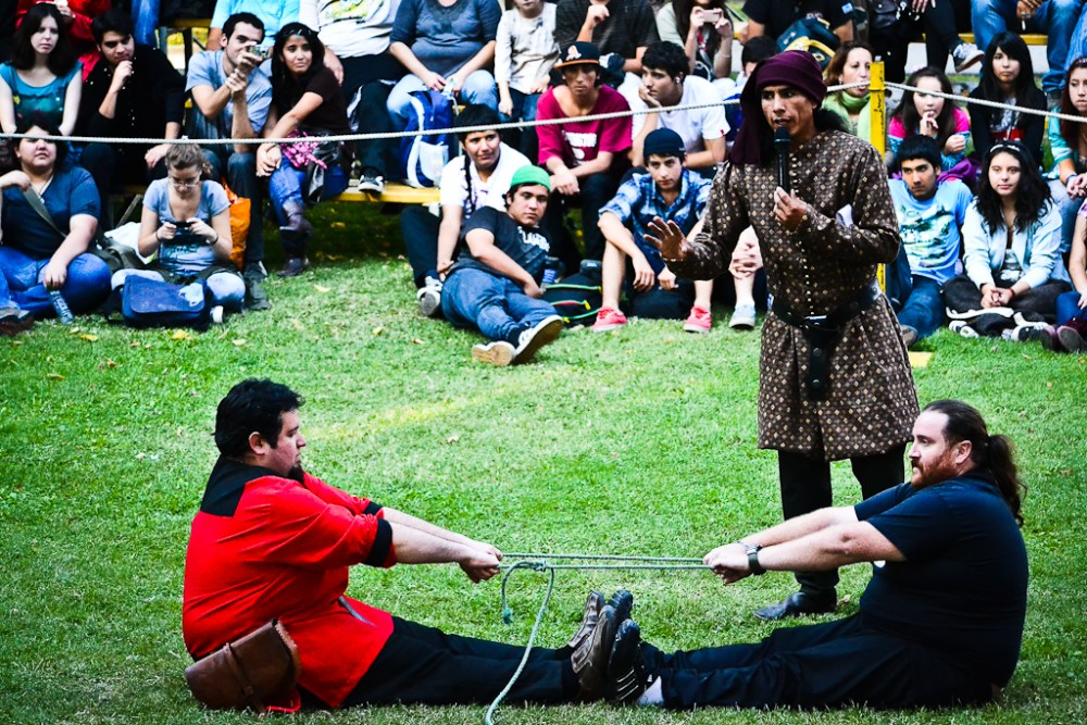 [Fotografía] IV Encuentro Medieval - Santiago 2012 (2/6)
