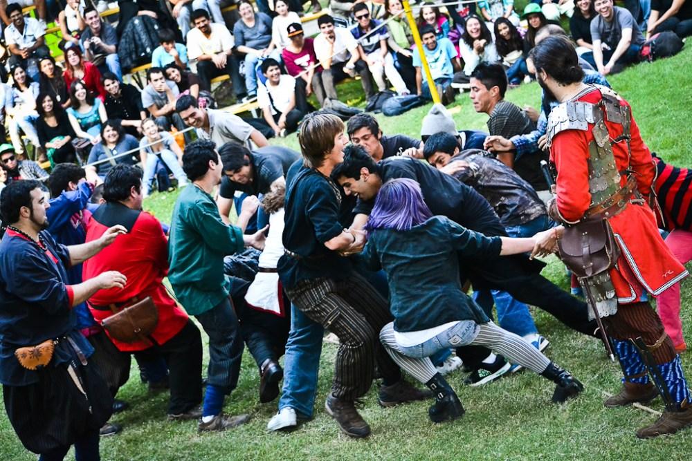 [Fotografía] IV Encuentro Medieval - Santiago 2012 (5/6)