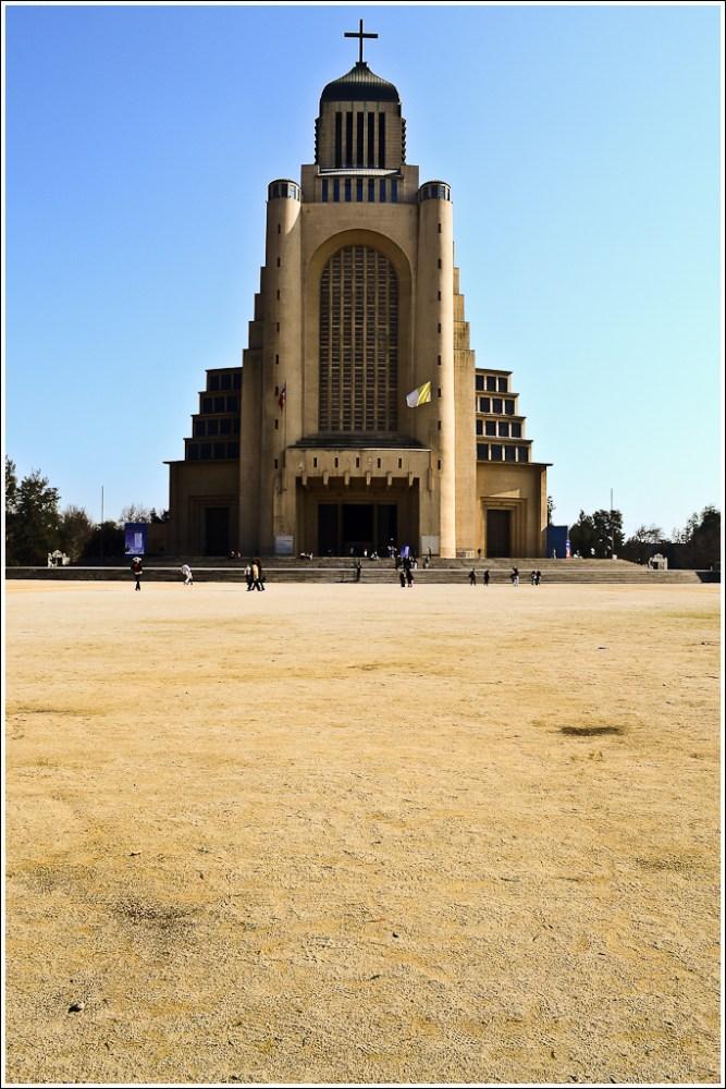 [Fotografía] Templo Votivo de Maipú (4/6)